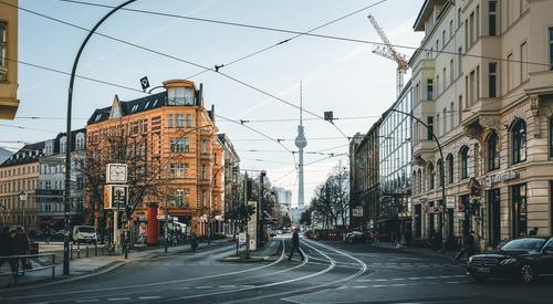 Centrum Berlijn