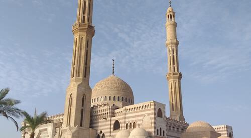 Historisch gebouw in Sharm el Sheikh